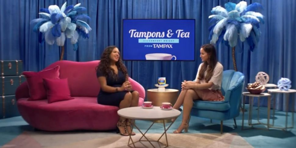ASAI: Tampon ad rejected for c...
