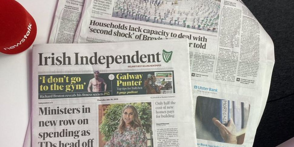Breakfast Briefing Newspaper R...