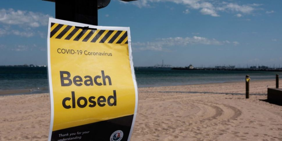 Melbourne to face curfew as st...