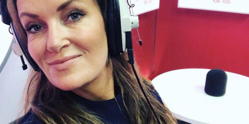 Ciara Kelly thanks listeners t...