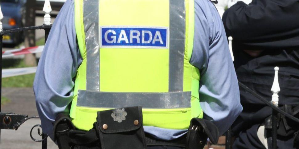 Gardaí present at Dublin evict...