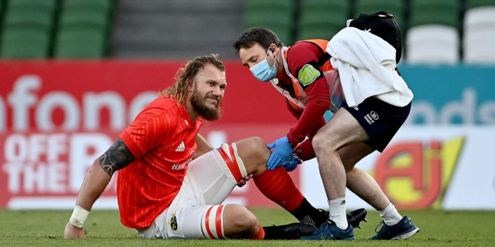 Munster confirm Snyman suffere...