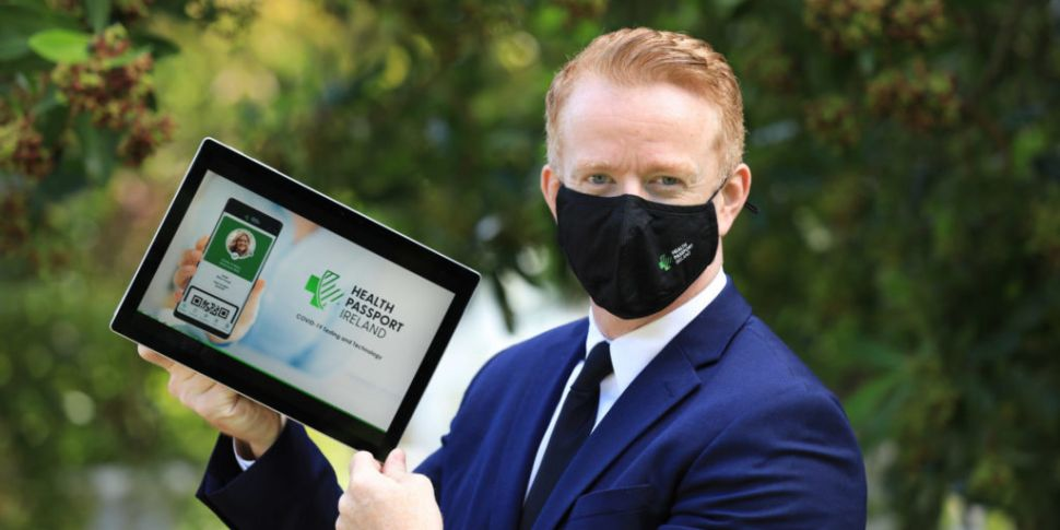Irish company launches health...