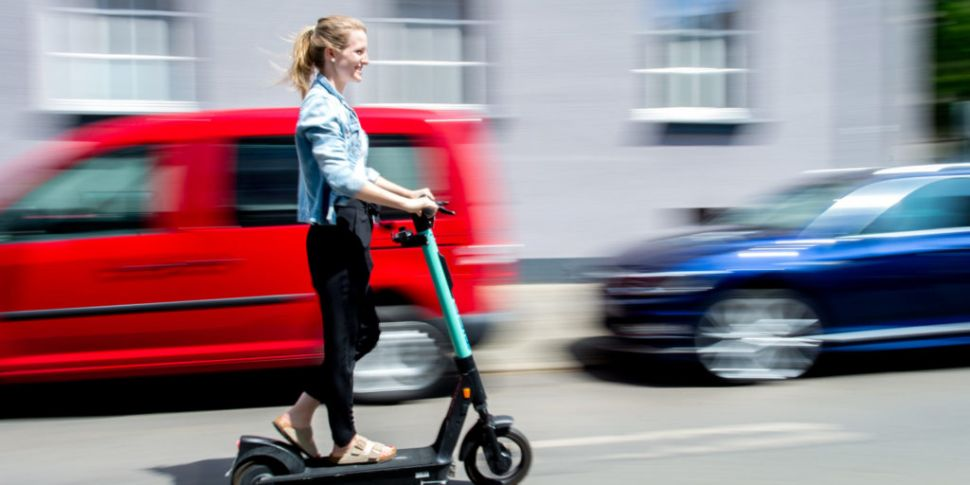 Call for e-scooters to be regi...