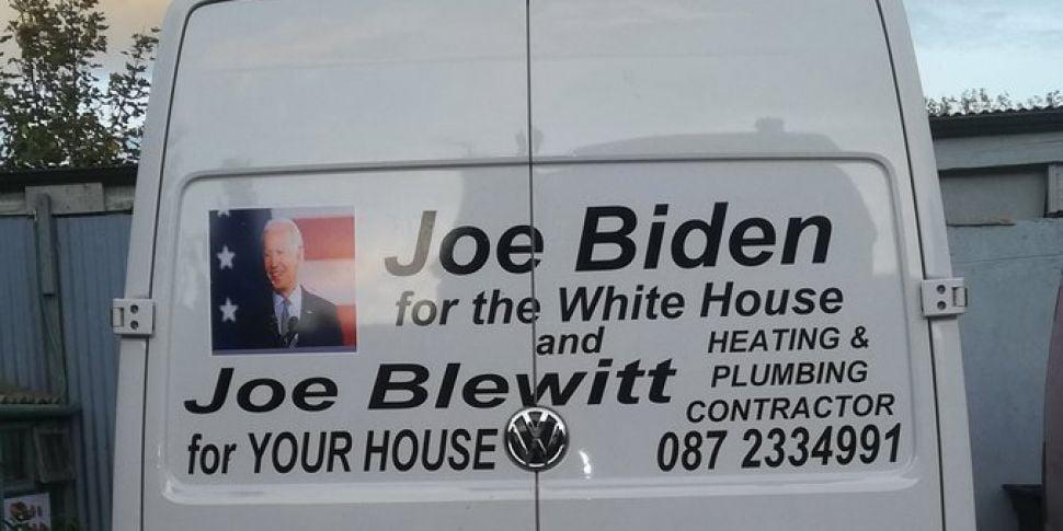 Joe Biden's cousin uses family...