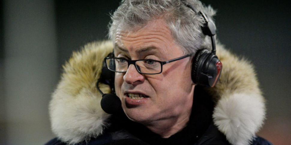 Joe Brolly on the DUP: 'They a...