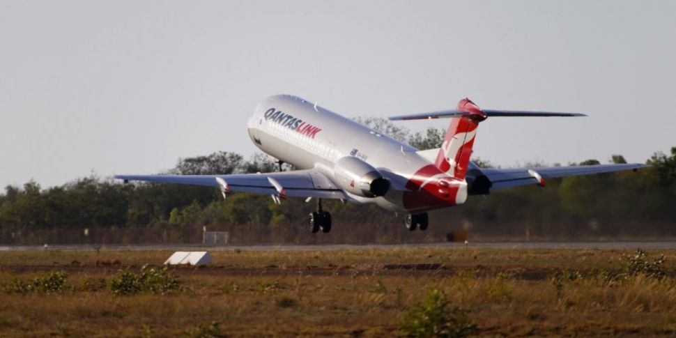 Alan Joyce CEO Of Qantas Airli...