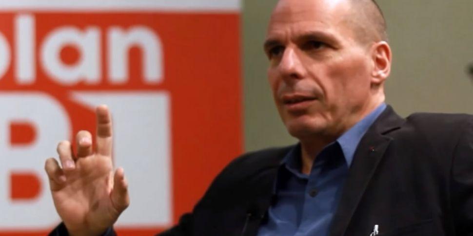 Yanis Varoufakis on Greece, Eu...