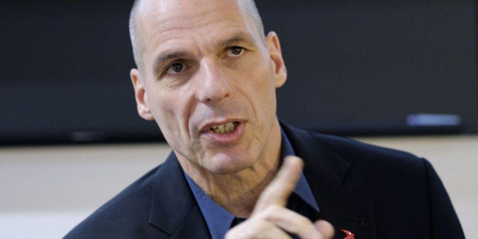 Yanis Varoufakis: Paschal Dono...