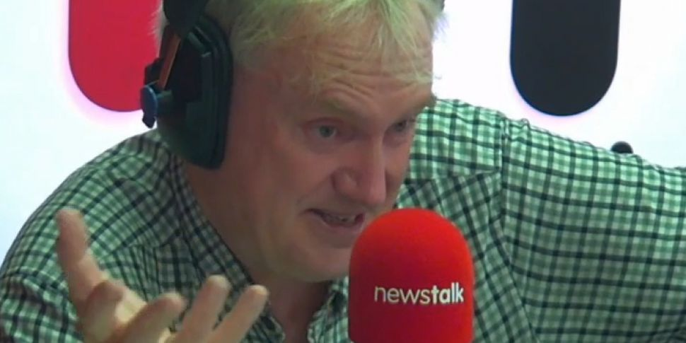 Luke O'Neill: 'We have to make...