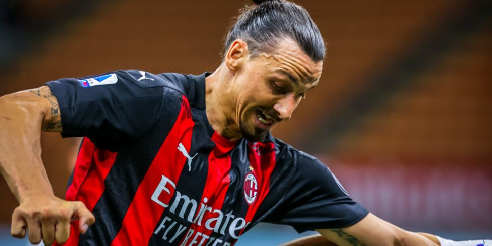 Ibrahimovic Included In Ac Milan Squad For Tallaght Trip Newstalk