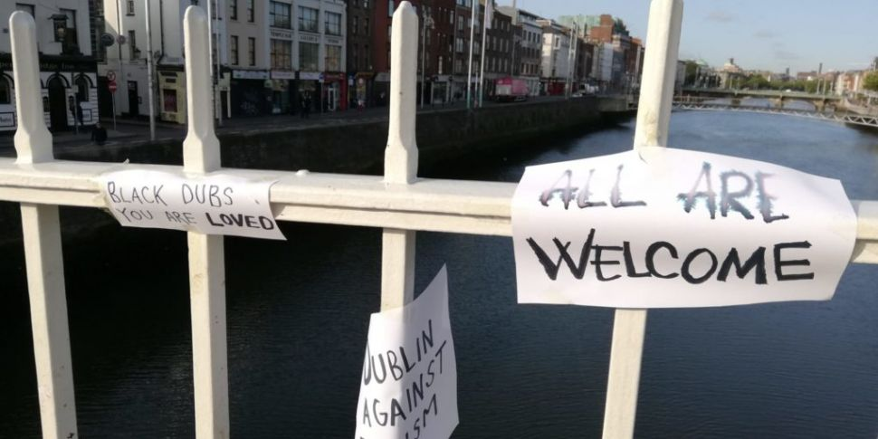 'All are welcome' messages rep...