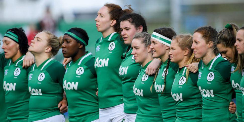 No more games for Ireland team...