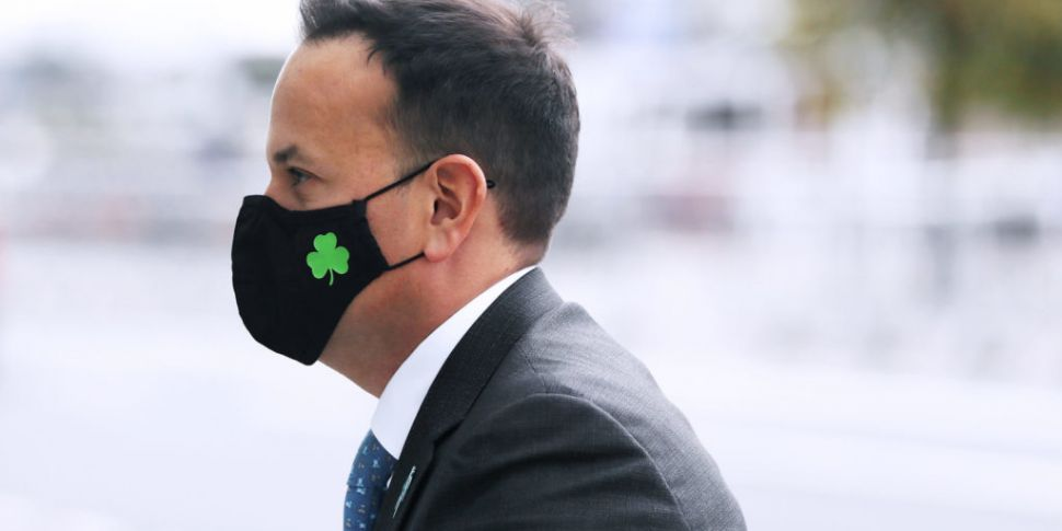 Varadkar restricting movements...