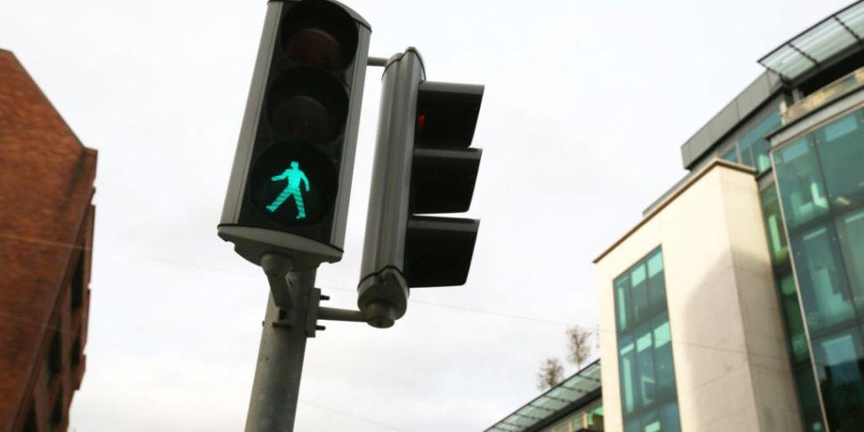 Contactless pedestrian crossin...