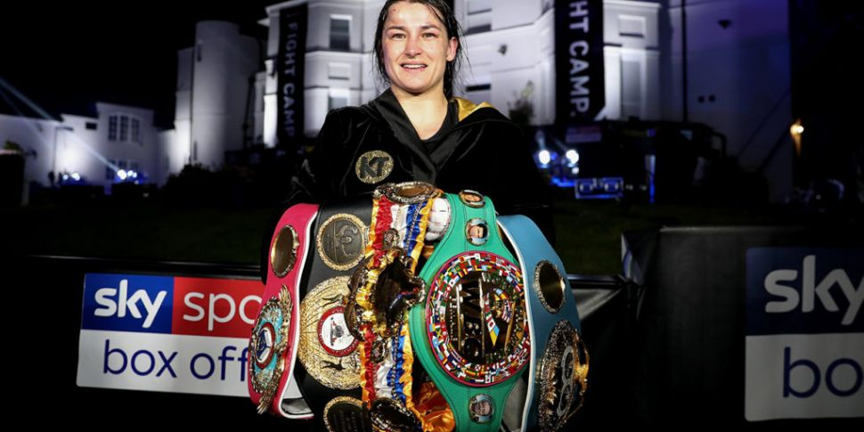 DAZN to promote Katie Taylor a...