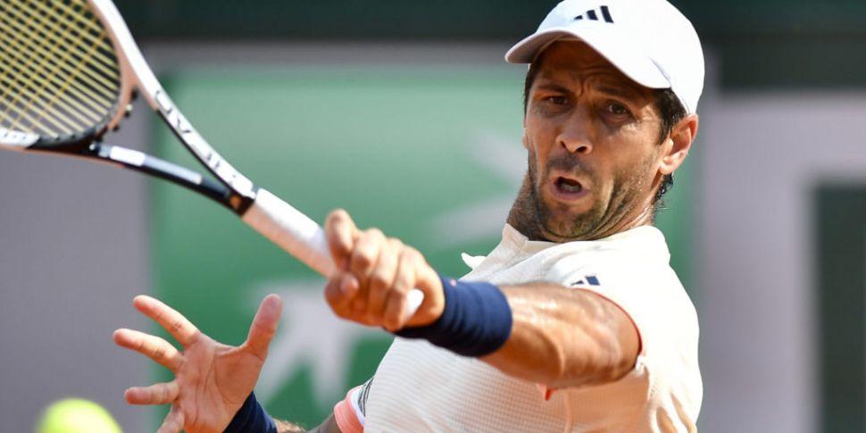 Verdasco claims French Open co...