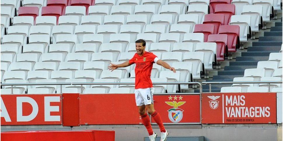 Benfica's Ruben Dias set for €...
