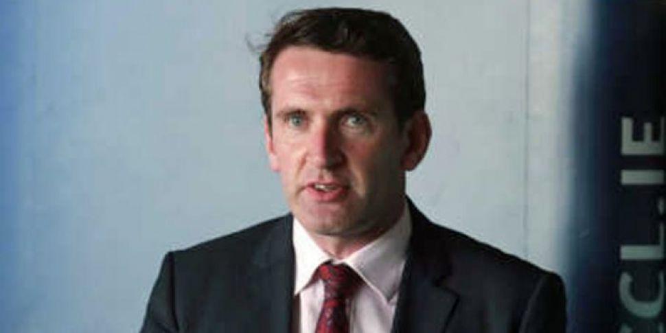 Aodhan O'Riordan, Labour TD &...