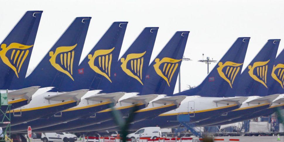 Ryanair's CEO Eddie Wilson