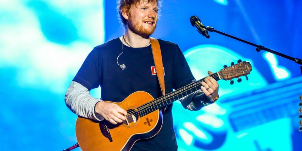 Ed Sheeran sends very special...
