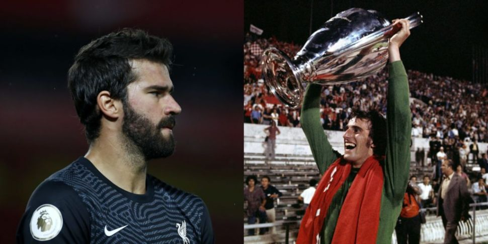 Alisson leads well wishes to i...