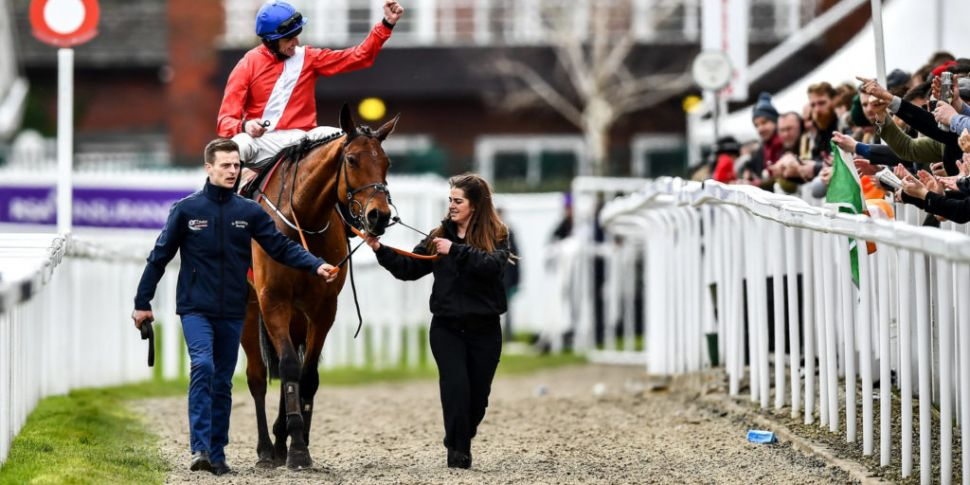 Davy Russell facing spell on t...