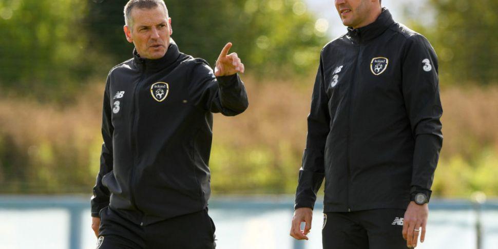 Ireland under 21s to play thre...