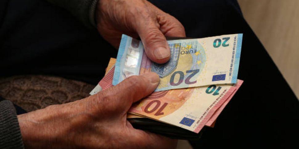 Irish workers are not saving e...