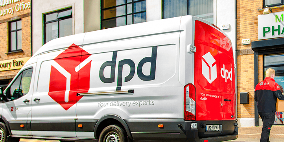 Delivery firm DPD Ireland to c...
