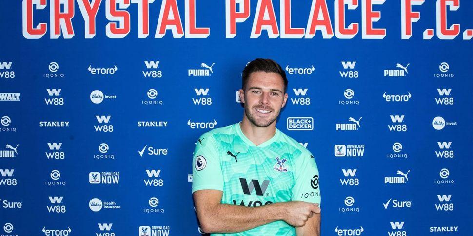 England 'keeper Jack Butland j...