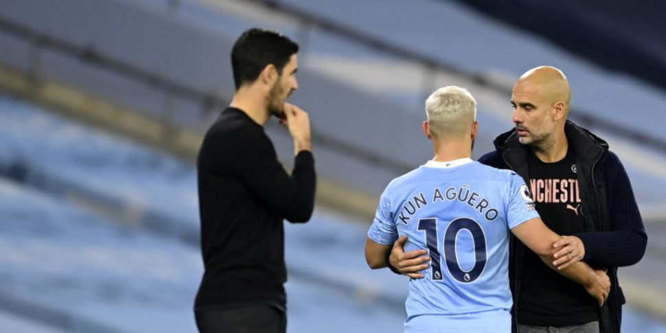 Pep on Aguero & official | 'Co...