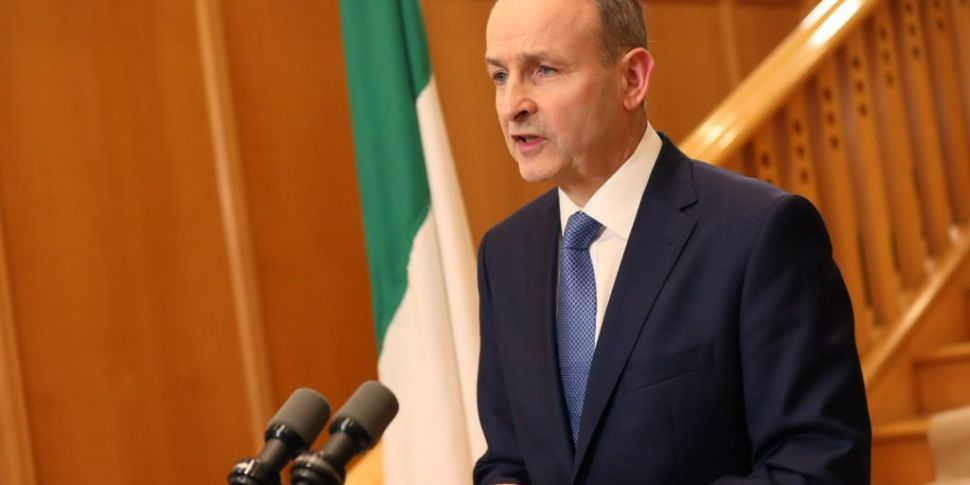 Fianna Fáil remains committed...