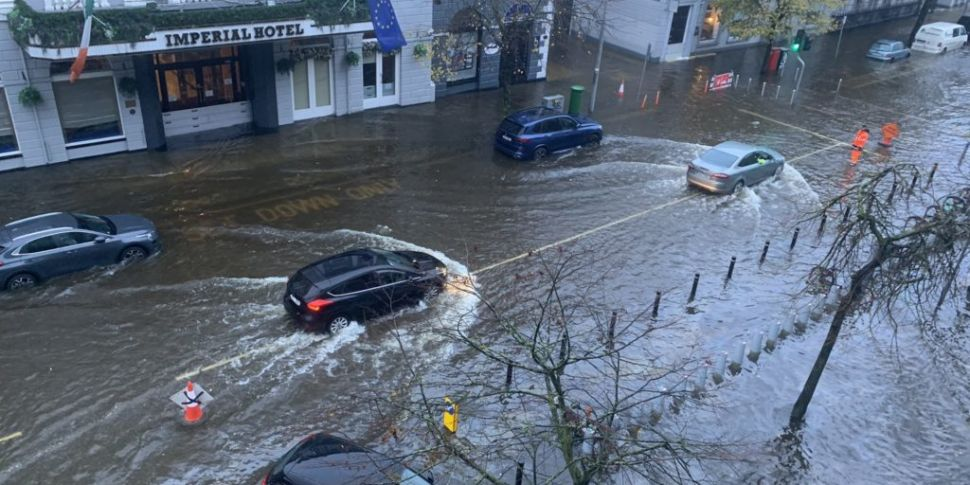 Cork city hit by worst tidal f...