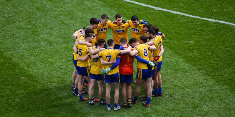 Roscommon player tests positiv...