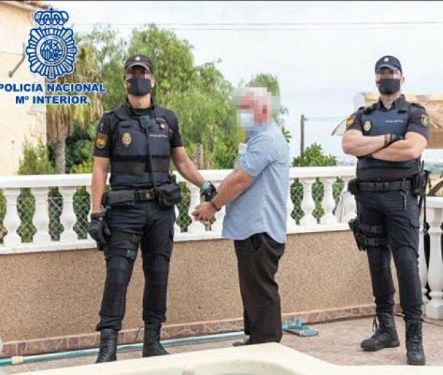 Spanish police investigating w...