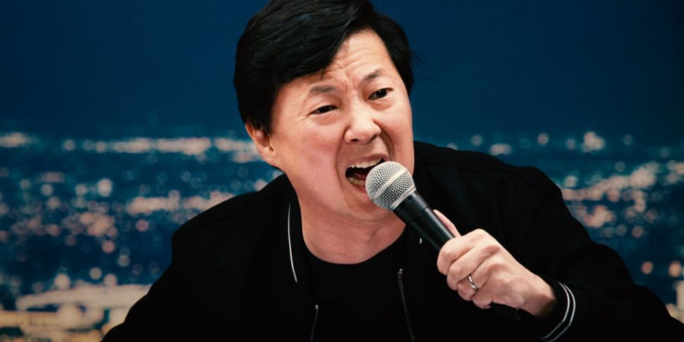 Ken Jeong Goes Over the Moon