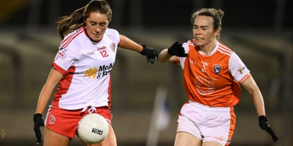 Tyrone suffer crushing defeat...