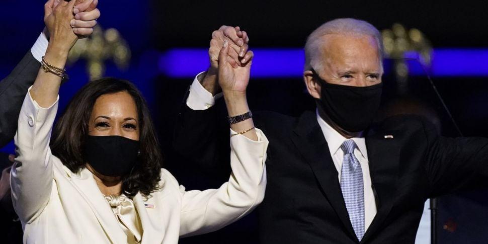 Joe Biden vows to unify Americ...