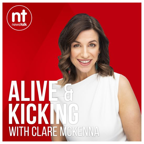 Alive and Kicking with Clare M...