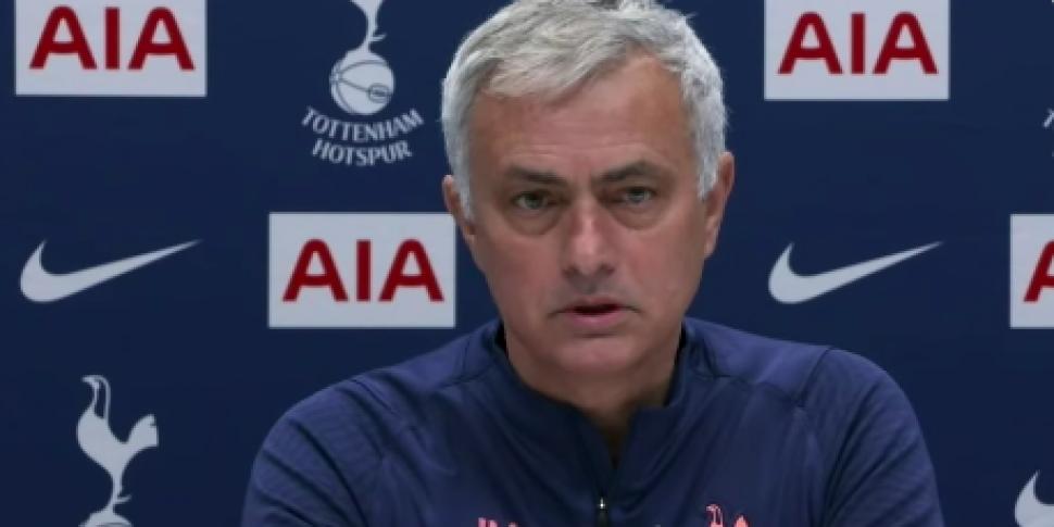 Mourinho: I will be in Tottenh...