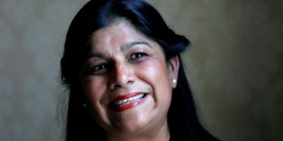 Executive Chair: Rita Shah, CE...