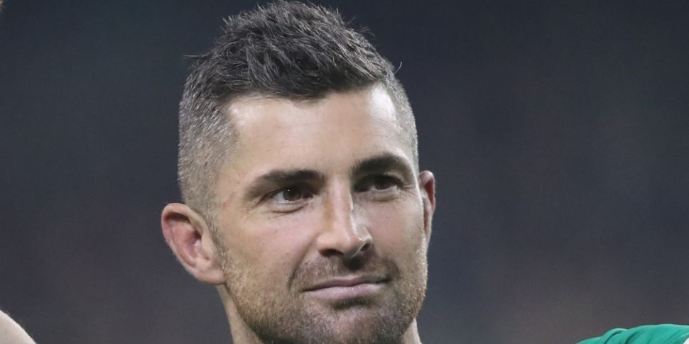 Rob Kearney: Decision to sign...