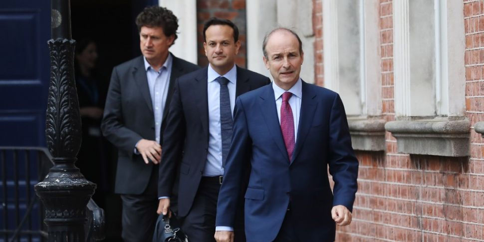 Party leaders to meet over tig...