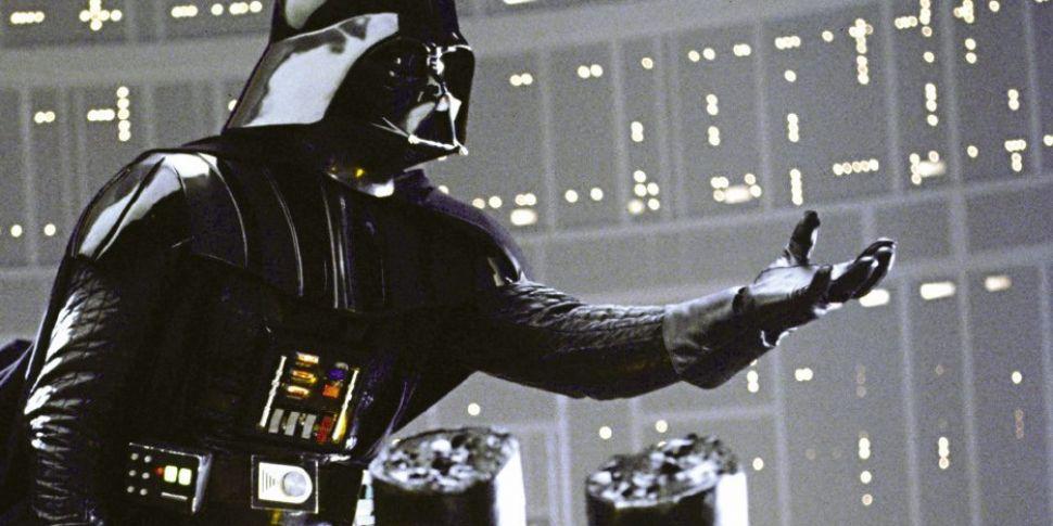 Darth Vader actor David Prowse...