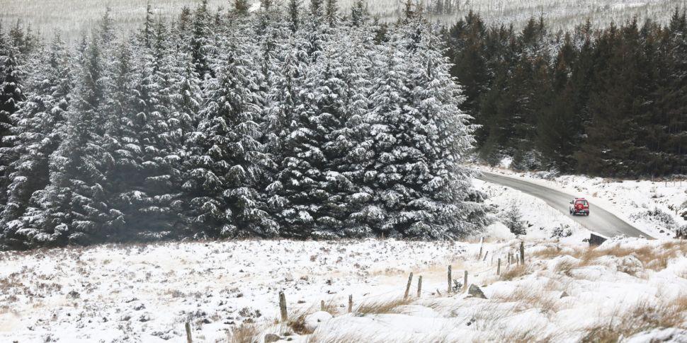 Early White Christmas? Met Éir...