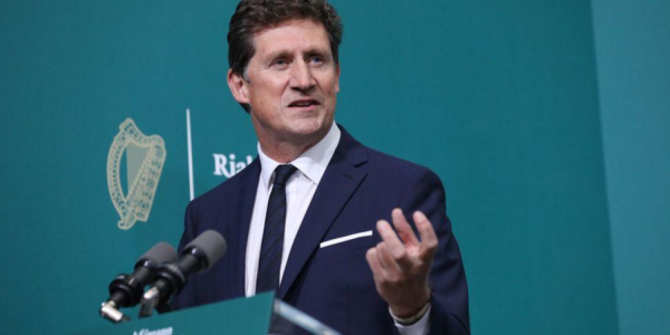 Eamon Ryan, Minister for Trans...
