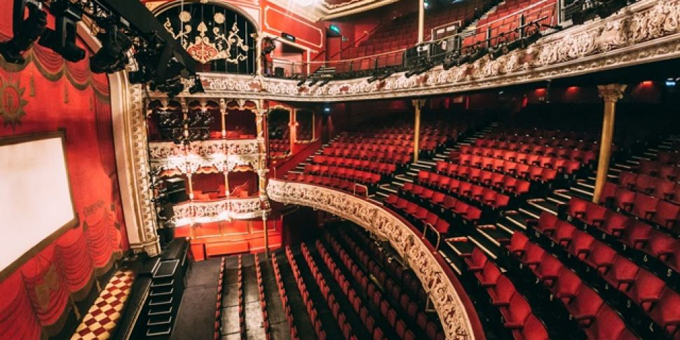 Dublin's Olympia Theatre to be...