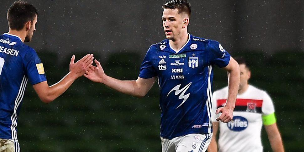 Dundalk raid Europa League opp...