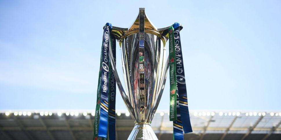 Heineken Champions Cup   Mixed...